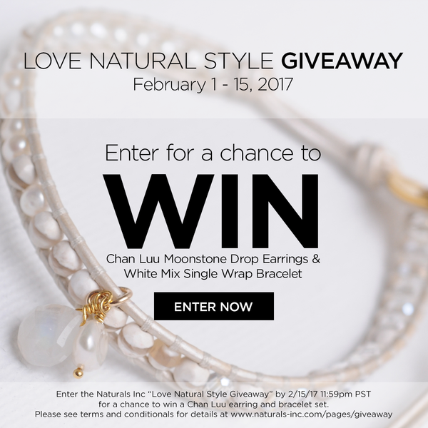 Love Natural Style Giveaway