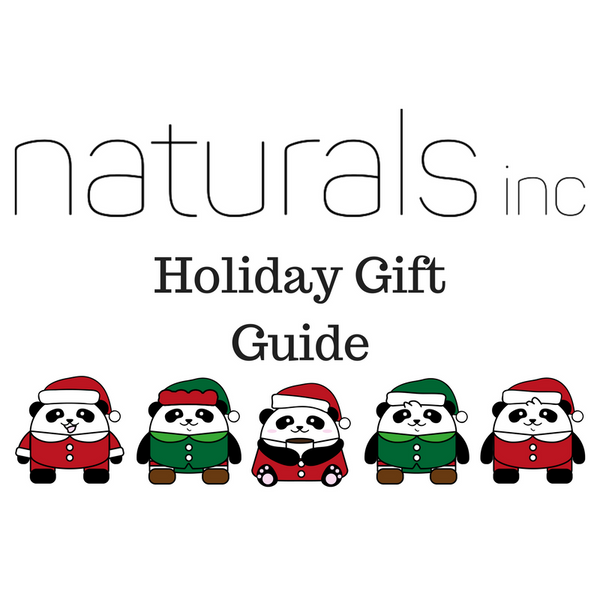 Naturals Inc 2017 Holiday Gift Guide