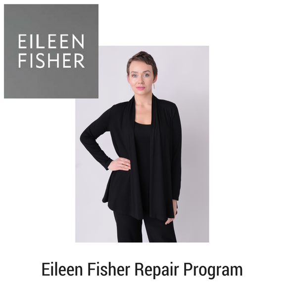 Eileen Fisher Repair Program