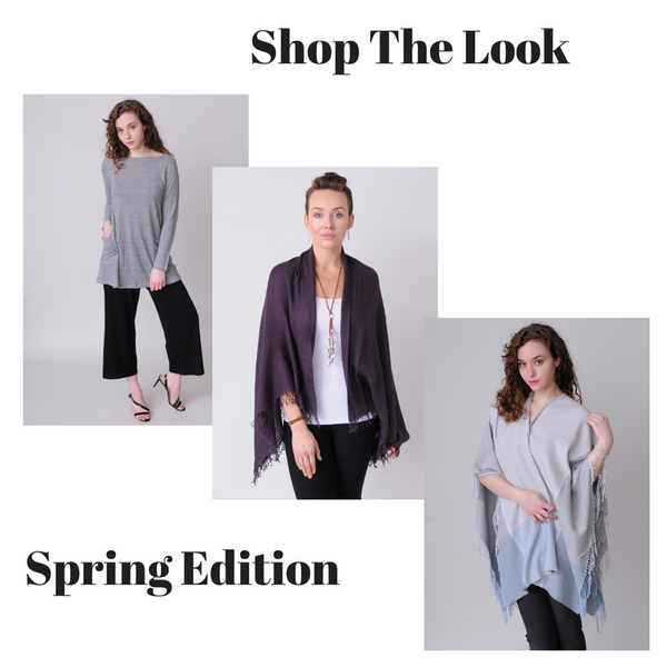 Shop The Look with Naturals Inc – Spring Edition