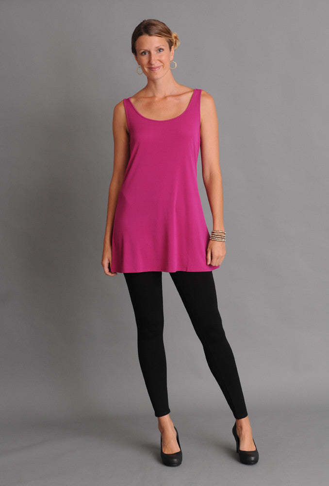 Eileen Fisher Ankle Leggings in Viscose Jersey