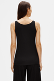 EILEEN FISHER Lightweight Viscose Jersey Slim Tank