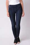 EILEEN FISHER Organic Cotton Soft Stretch Denim Jegging