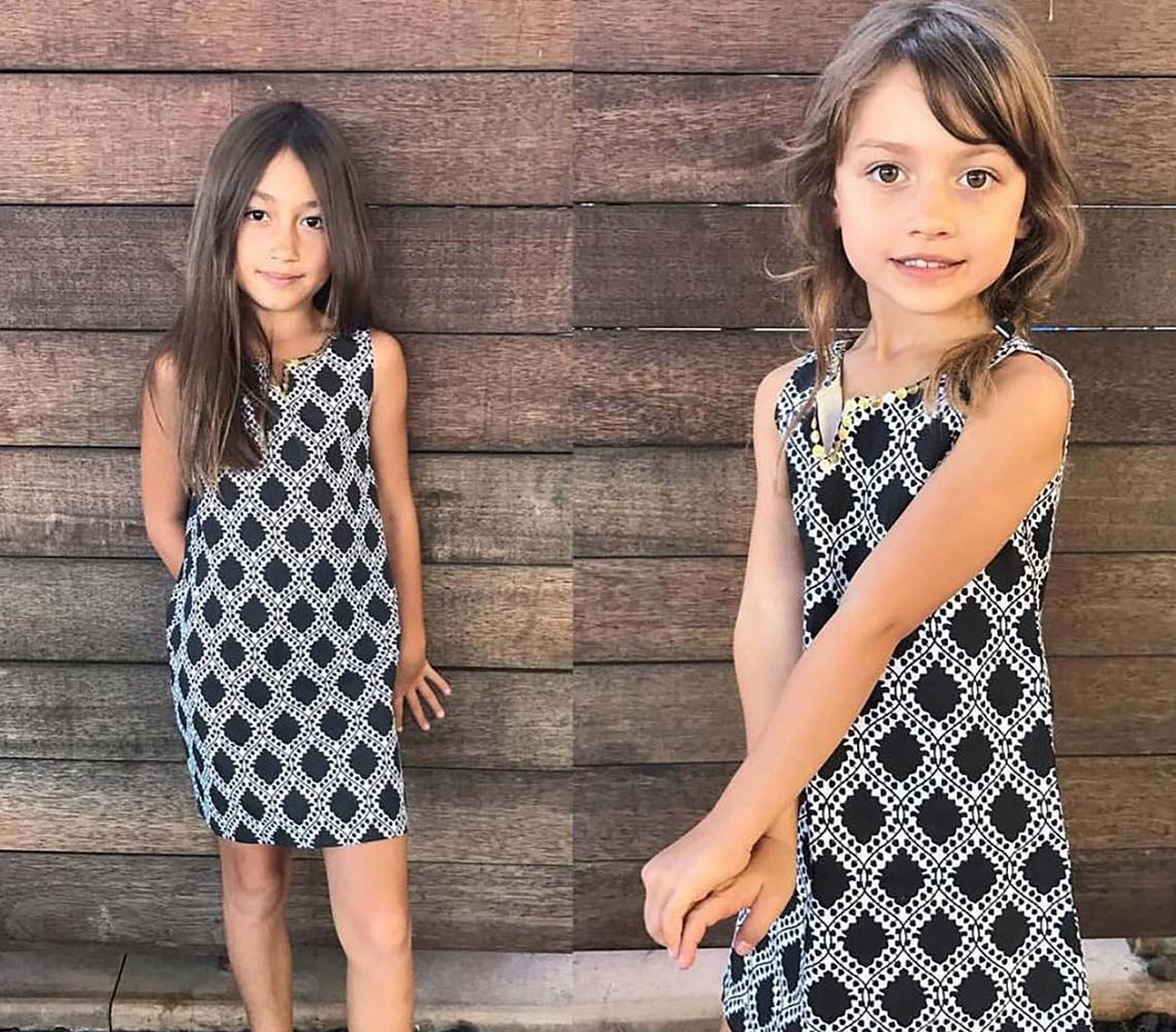 Stella Cove Luxury Girls Dresses, Photography by Mya Le Clark