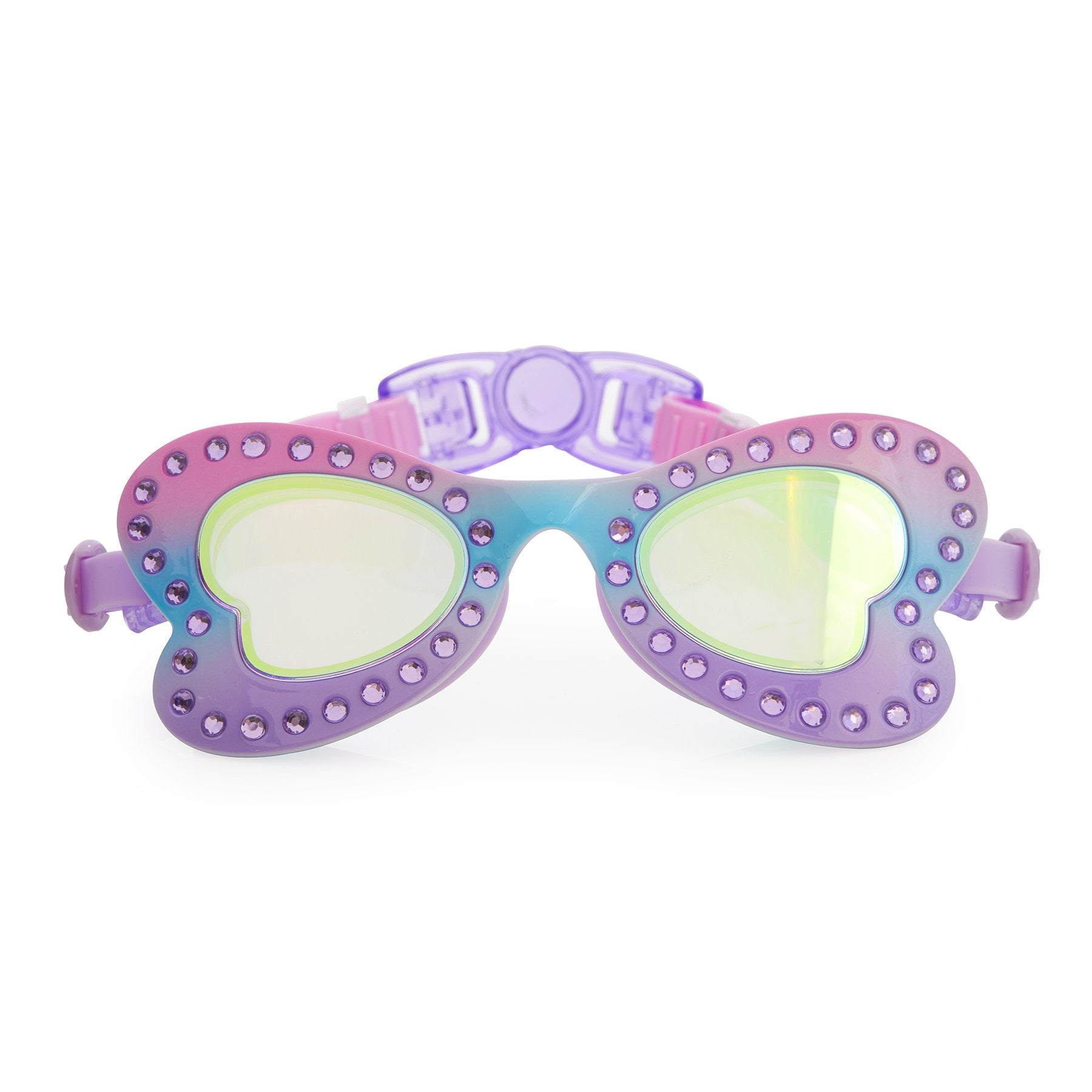 Goggles Flutter Pink Berry - Fits 6y and up