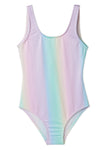 Rainbow Bathing Suit for Girls