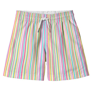 Super Stripe Boy Swim Shorts