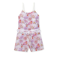Cover-Up Romper for Girls