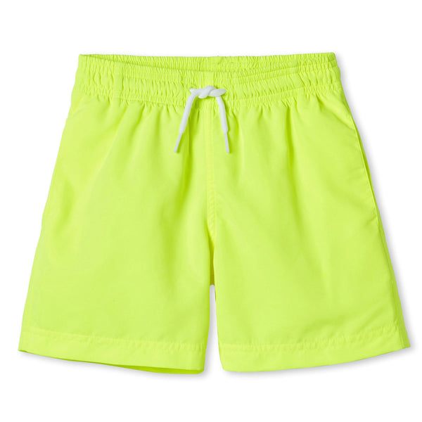 Neon Yellow Trunks
