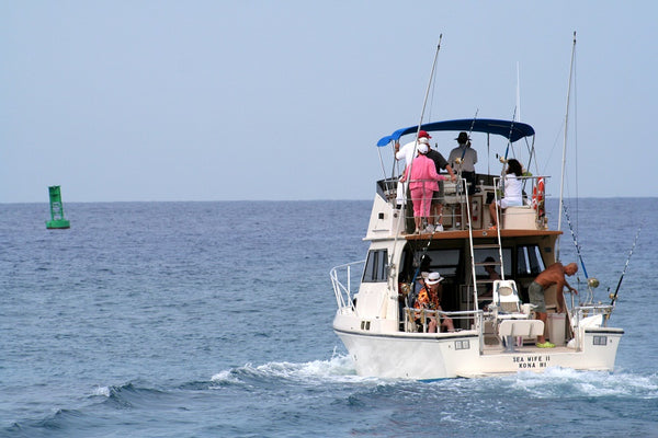 What to Look For when Buying a Boat for Saltwater Fishing