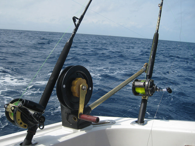 A Simple Guide on Offshore Fishing Gear