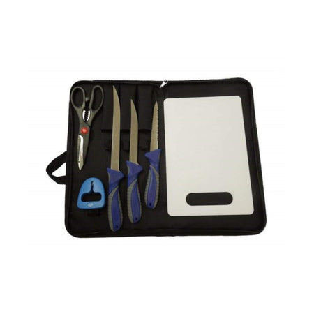 Fish Cleaning/Bait Rigging Angler's Kit - 6 Pieces, Fishing Tackle - Eat My Tackle