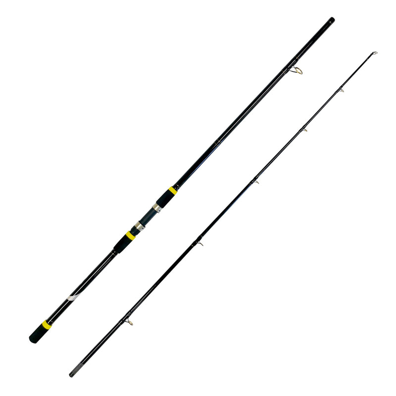 "Saltwater 20-40lb. Surf Fishing Rod ""Black Magic"" 10 ft., Fishing Rods - Eat My Tackle"