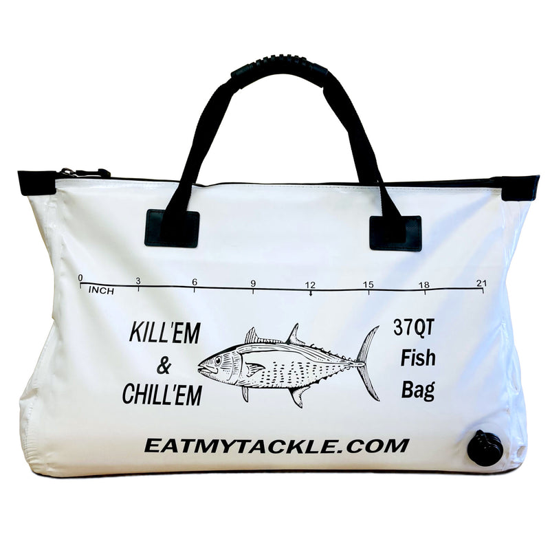 Kill'em & Chill'em Fish Bags - Soft Insulated Collapsible Cooler
