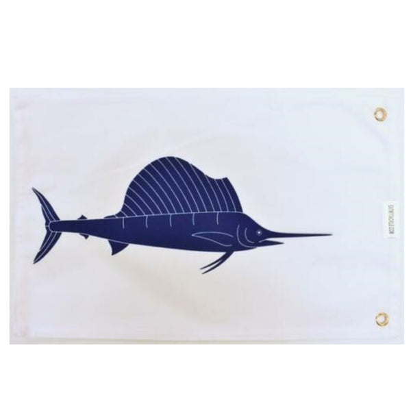 Sailfish Catch & Release Boat Flag (5 Pack), All Products - Eat My Tackle