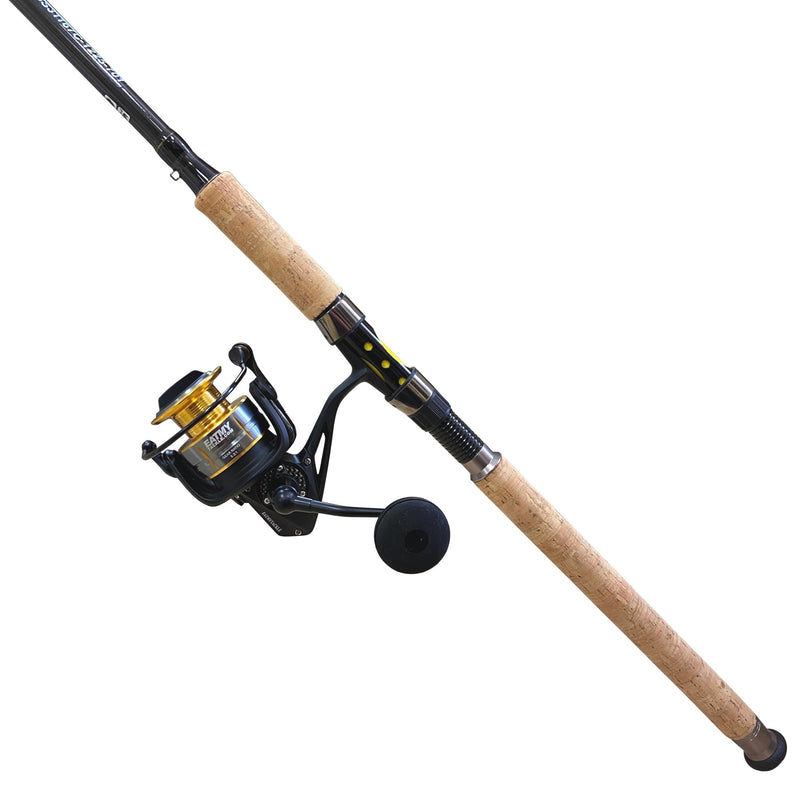 Ocean Technology 4000 Inshore Spinning Combo, Fishing Rod & Reel Combos - Eat My Tackle