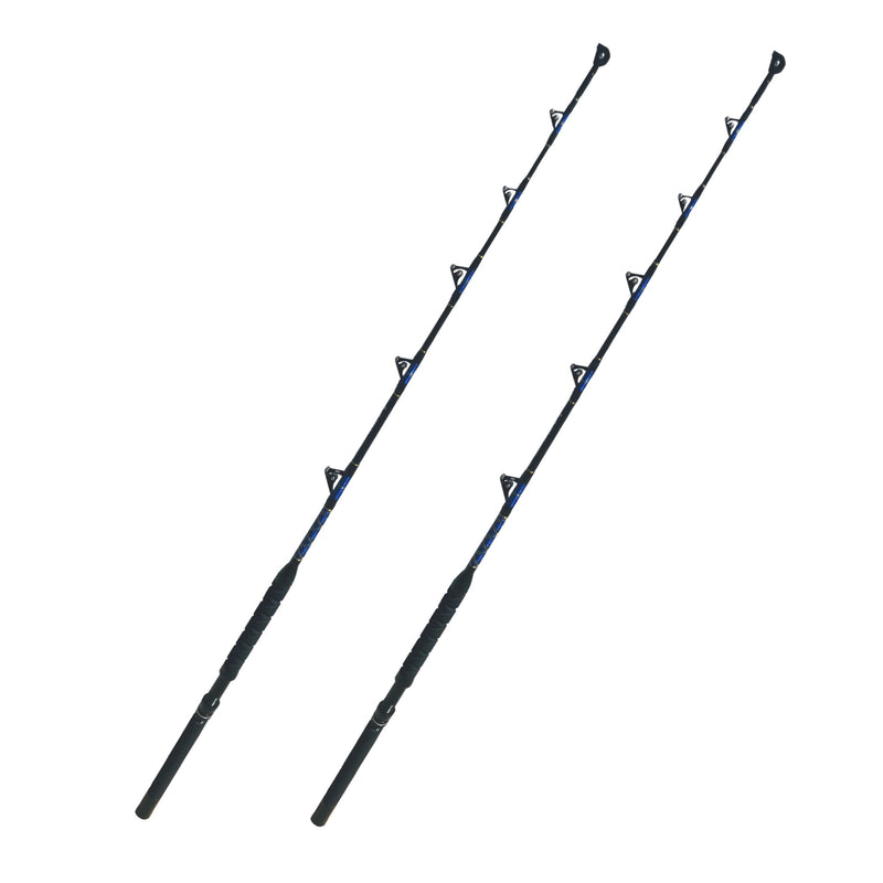 All Roller Guide Boat Rod | Saltwater Fishing Rod, Fishing Rods - Eat My Tackle
