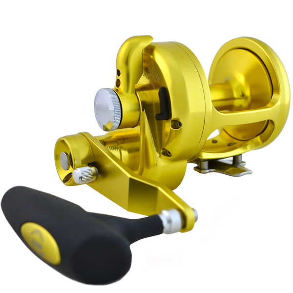 18W 2-Speed Jigging Reel