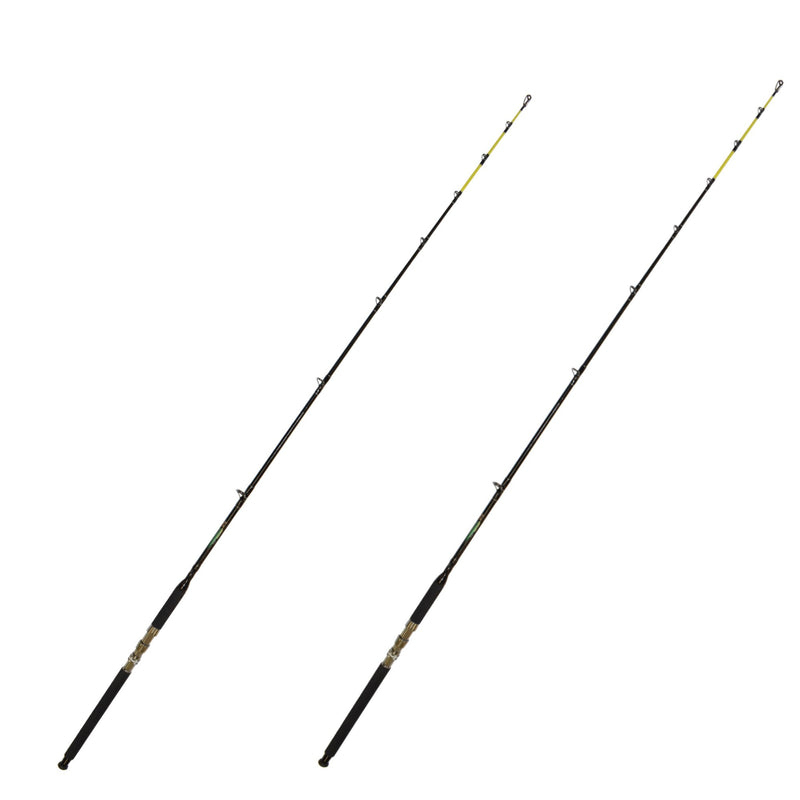 Saltwater Pier Pro Series 7 ft. Rod | 30-40 lb. Fast Action,  - Eat My Tackle
