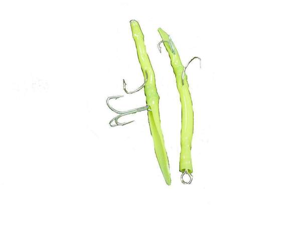 Tube Lure 10 Pack, 12 in., Fishing Lures - Eat My Tackle