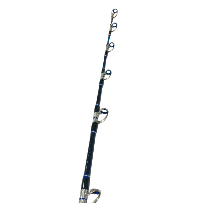 Big Daddy 2pc. Jigging Rod | 30-50 lb. Fast Action, Fishing Rods - Eat My Tackle