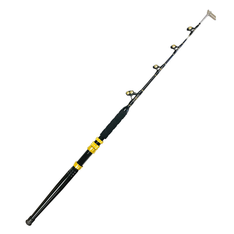 3pc Deep Drop Trolling Rod (Swing Tip) - Blue Marlin Tournament Edition, Fishing Rods - Eat My Tackle