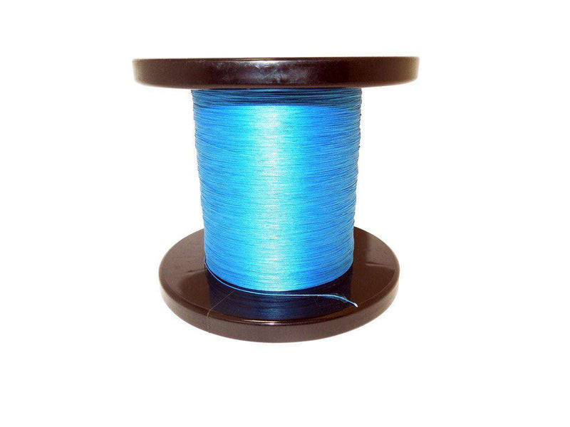 PE Braided 8 Strand Fishing Line - Marine Blue, 1000 Meter Spool, Fishing Tackle - Eat My Tackle