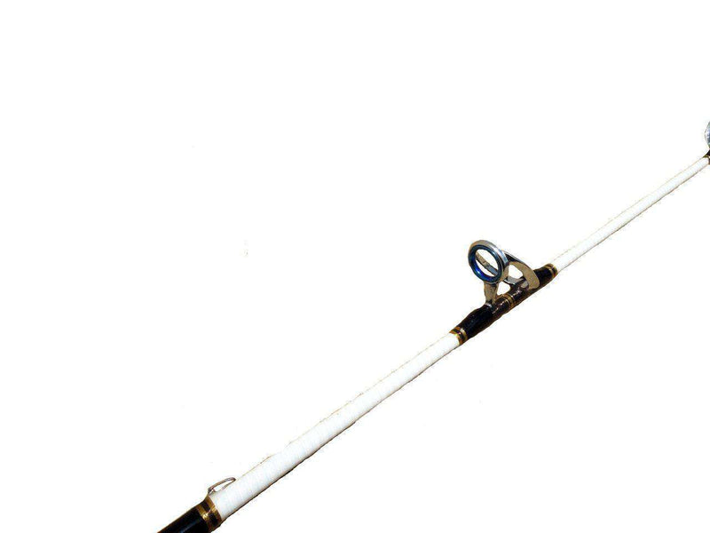 Tuna Terminator Baitcaster Rod & Reel Combo, Fishing Rod & Reel Combos - Eat My Tackle