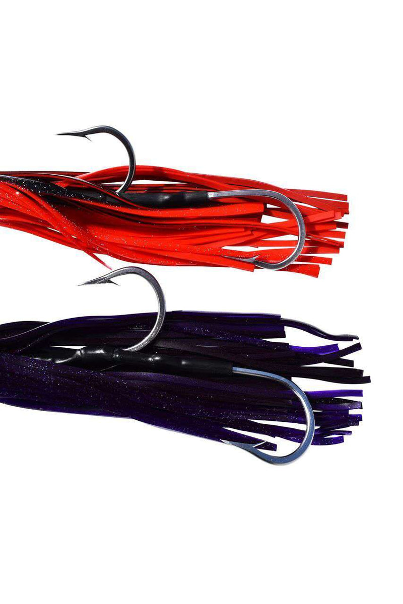Jetted Bullet Head Wahoo Lures - High Speed Trolling, Wahoo Lure - Eat My Tackle