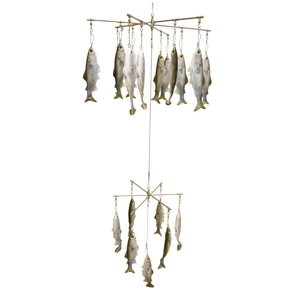 8 in. Mullet Double Dredge - 19 Lifelike Fish, Fishing Lures - Eat My Tackle
