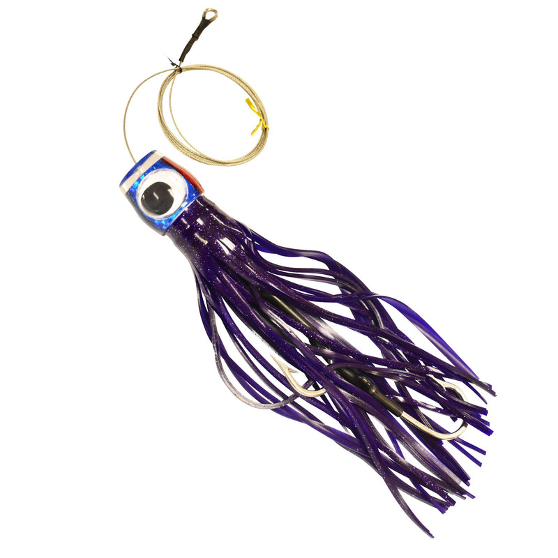 Wahoo Widow Maker Trolling Lure - Large, Cable Rigged, Wahoo Lure - Eat My Tackle