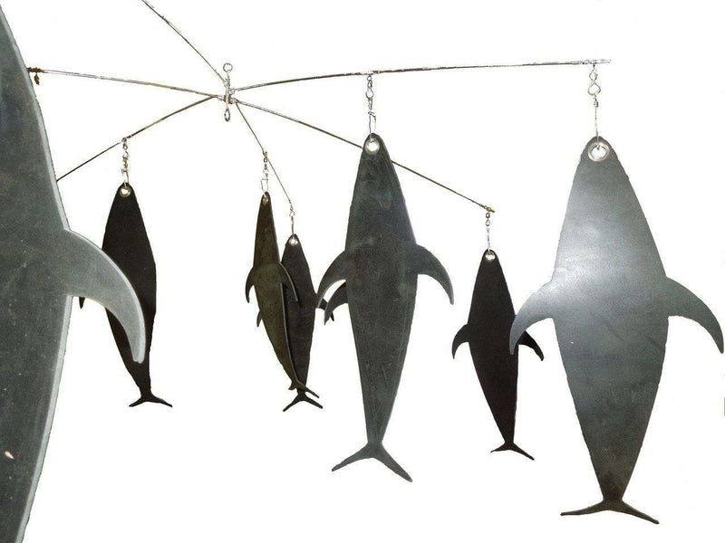 Tuna Mudflap Dredge Fishing Teaser - 3 ft. Arms with (13) Tuna Mudflaps, Dredges - Eat My Tackle