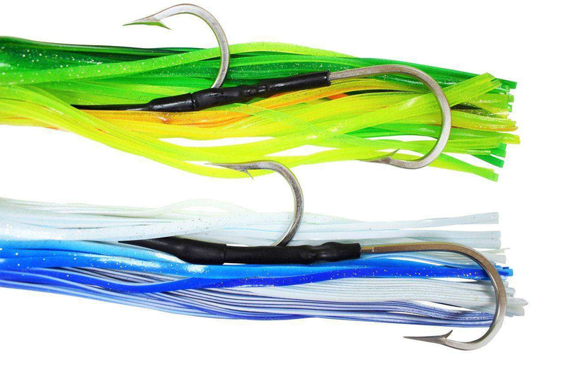 Blue Marlin Calcutta Winning Lure 2 Pack - Large, Mono Rigged, Fishing Lures - Eat My Tackle