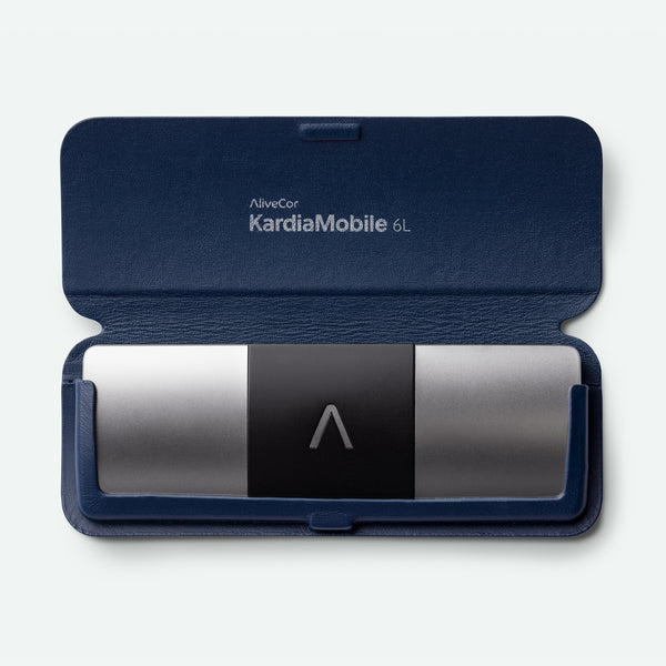KardiaMobile 6L Carry Pod