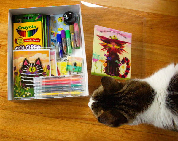 Cranky Cats Ridiculously Awesome Essential Kit