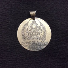 Buddhist Pendants