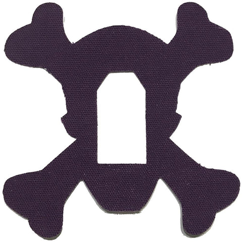 Dexcom G4 / G5 Skull & Crossbones Patch