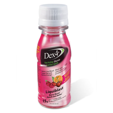 Dex 4 Berry Blast Liquid