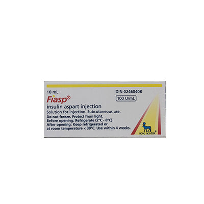 Fiasp Vial 10ml