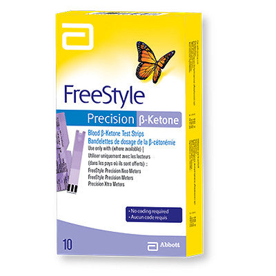 Freestyle Precision B-Ketone strips