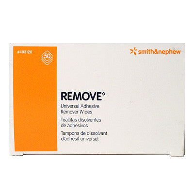Remove Adhesive Remover Wipes