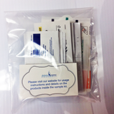 Sample Skin Prep Kits