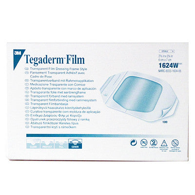 3M Tegaderm Transparent Dressing