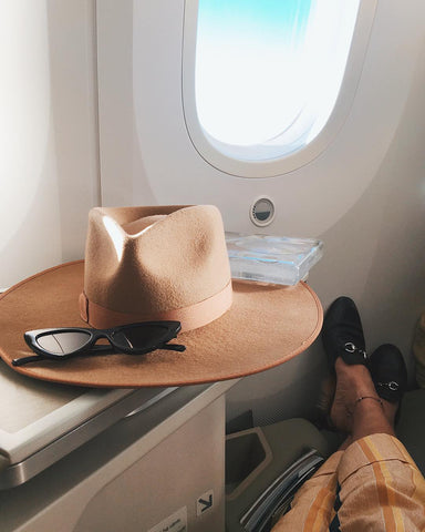 memobottle, travel, hat, flight, airline