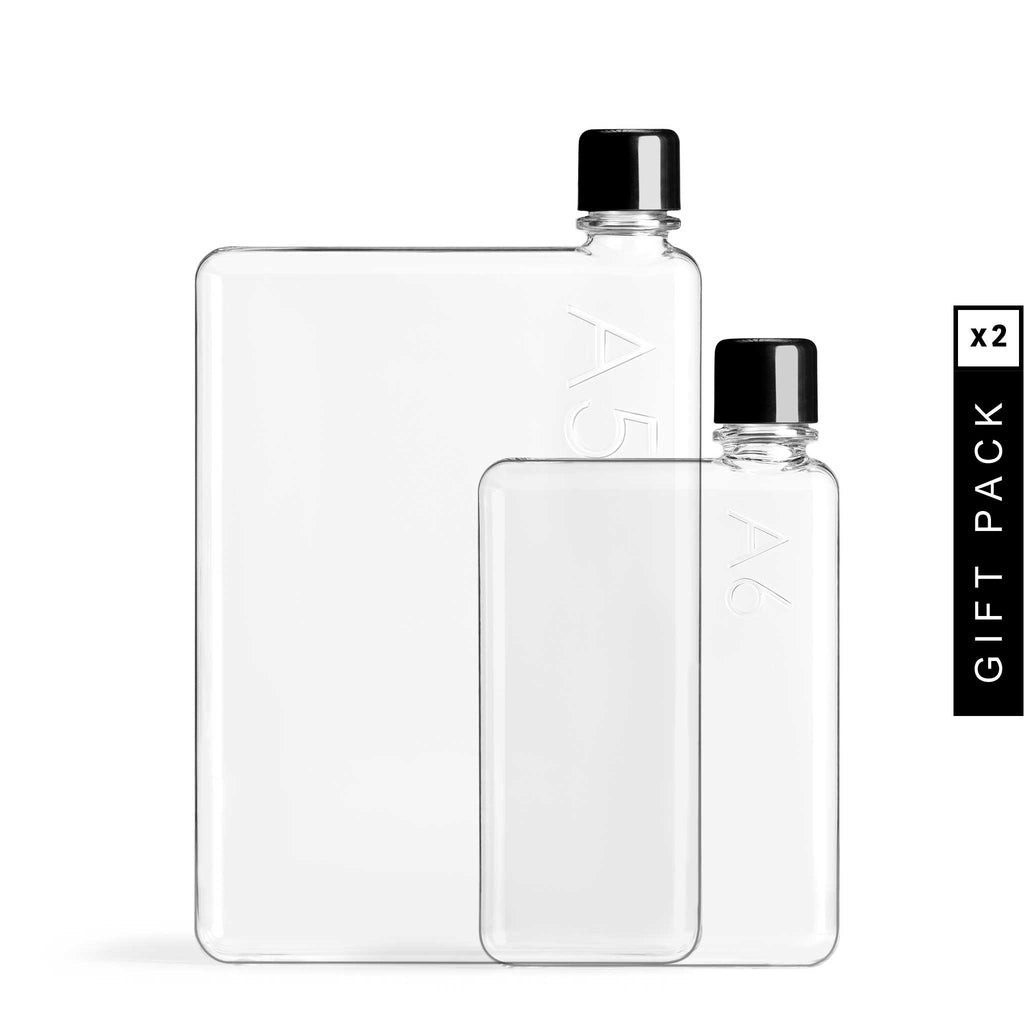 A5 and A6 memobottle™ Pack