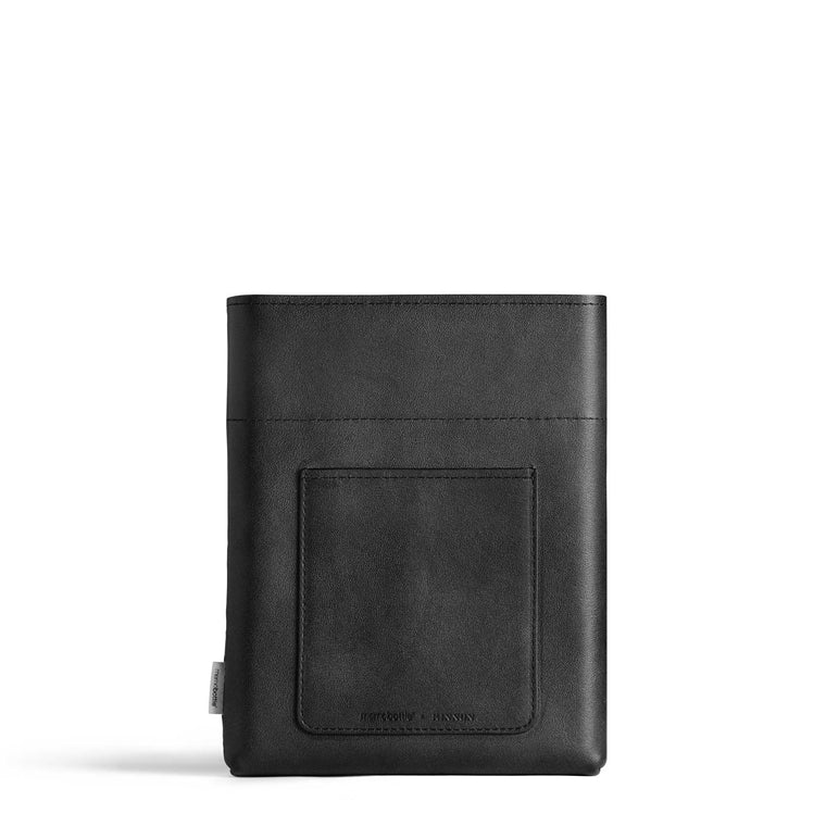 A5 Vegan Sleeve - Black