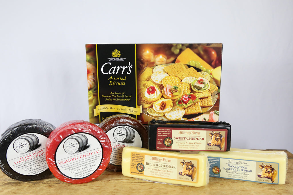 Billings & Gillingham Family Cheese Collection
