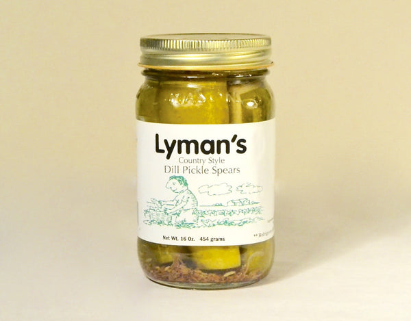 Lyman's Pickles