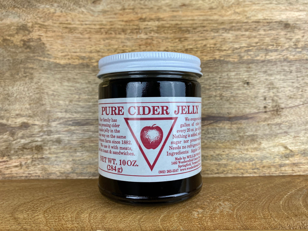 Vermont Old Style Cider Jelly