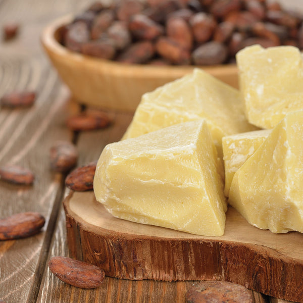 Do-It-Yourself Ingredients - (32 Oz) Bulk Raw Cocoa Butter - Lip Balm, Lotion, Shampoo And Hand Cream
